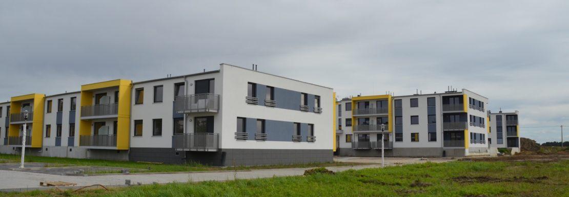 Deweloper Wrocław - Nowe Mieszkania - Inwestycja Żmudzka