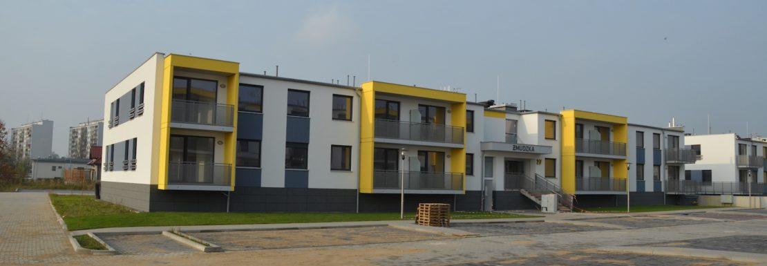 Nowe Mieszkania, Deweloper Wrocław - Inwestycja Żmudzka