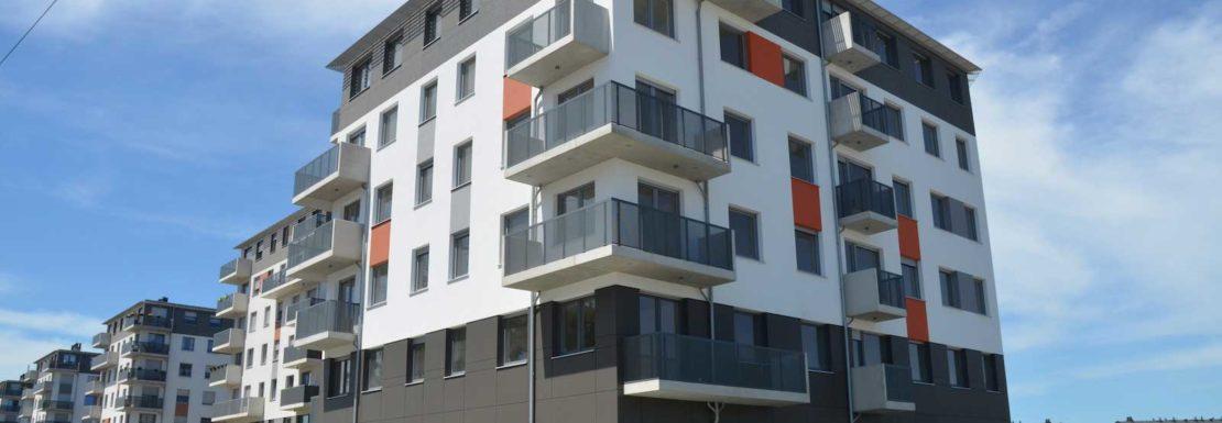 Sołtysowice nowe mieszkania - budynek U