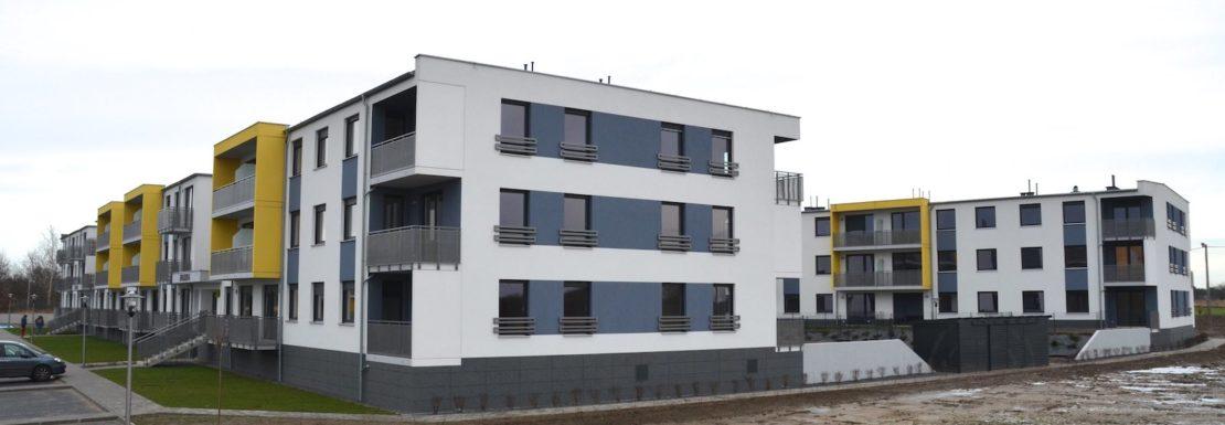 Mieszkania Wrocław - Deweloper Wrocław - Inwestycja Żmudzka