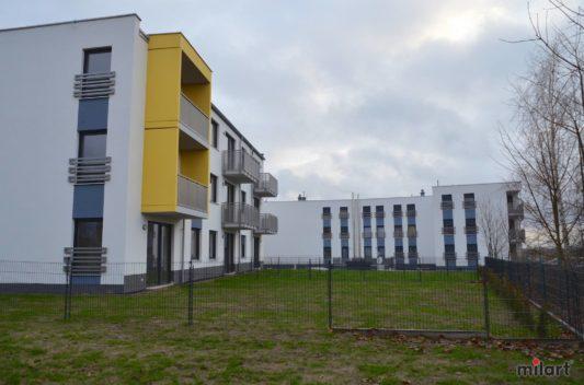 Milart - Inwestycja Żmudzka - Budynek D