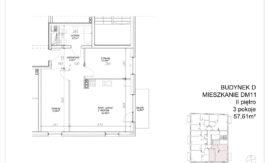 Żmudzka - Mieszkanie DM11