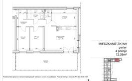 Milart Żmudzka 10-12 - Mieszkanie ZK1M01