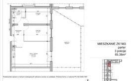 Milart Żmudzka 10-12 - Mieszkanie ZK1M03