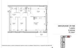 Milart Żmudzka 10-12 - Mieszkanie ZK1M06