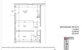Milart Żmudzka 10-12 - Mieszkanie ZK1M15