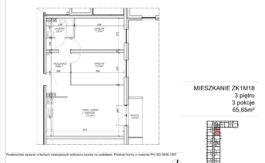 Milart Żmudzka 10-12 - Mieszkanie ZK1M18