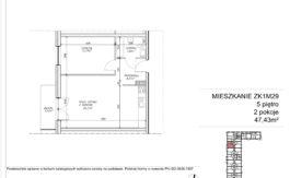 Milart Żmudzka 10-12 - Mieszkanie ZK1M29