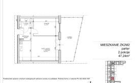 Milart Żmudzka 10-12 - Mieszkanie ZK2M02