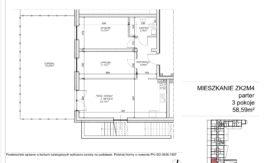 Milart Żmudzka 10-12 - Mieszkanie ZK2M04