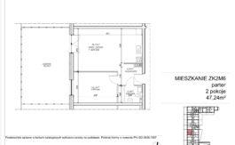 Milart Żmudzka 10-12 - Mieszkanie ZK2M06