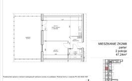 Milart Żmudzka 10-12 - Mieszkanie ZK2M08