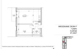 Milart Żmudzka 10-12 - Mieszkanie ZK2M17
