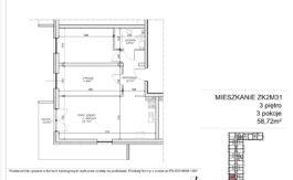 Milart Żmudzka 10-12 - Mieszkanie ZK2M31