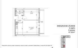Milart Żmudzka 10-12 - Mieszkanie ZK2M38