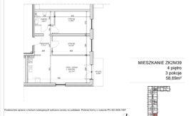Milart Żmudzka 10-12 - Mieszkanie ZK2M39