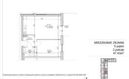 Milart Żmudzka 10-12 - Mieszkanie ZK2M46