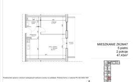 Milart Żmudzka 10-12 - Mieszkanie ZK2M47