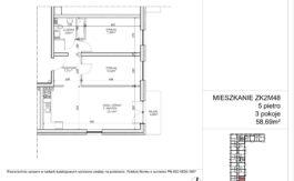 Milart Żmudzka 10-12 - Mieszkanie ZK2M48