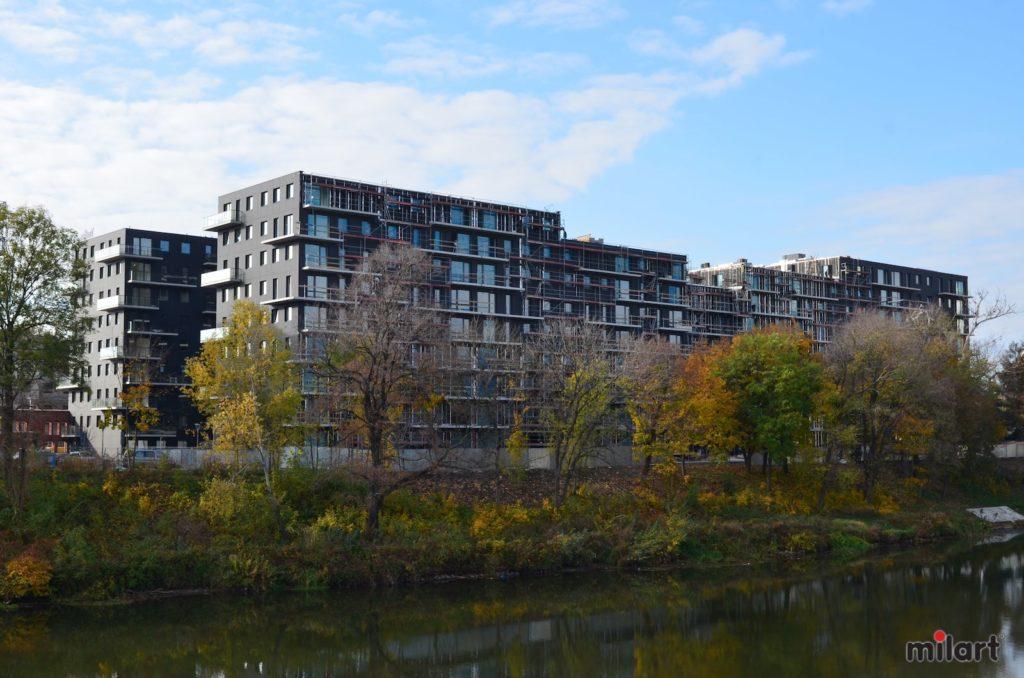 Kępa Mieszczańska – ruszyła sprzedaż mieszkań w budynku B