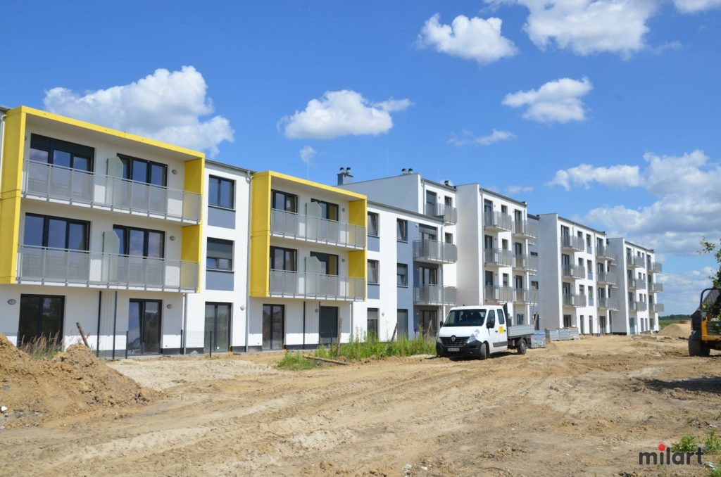 Żmudzka II – start sprzedaży mieszkań w budynku B