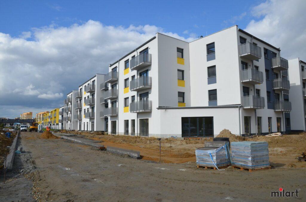 Żmudzka II – start sprzedaży mieszkań w budynku A